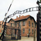 Entry Gate, Auschwitz, Poland