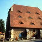 Hostel Exterior, Rothenburg ob der Tauber, Germany