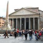 Pantheon Exterior, Rome, Italy