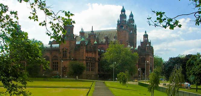 Kelvingrove Art Gallery & Museum, Glasgow, Scotland
