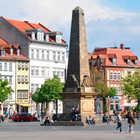 Main Square, Erfurt, Germany