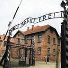 Entry Gate, Auschwitz, Poland