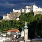 Hohensalzburg Castle, Salzburg, Austria