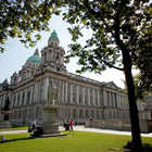 City Hall Exterior, Belfast, Northern Ireland