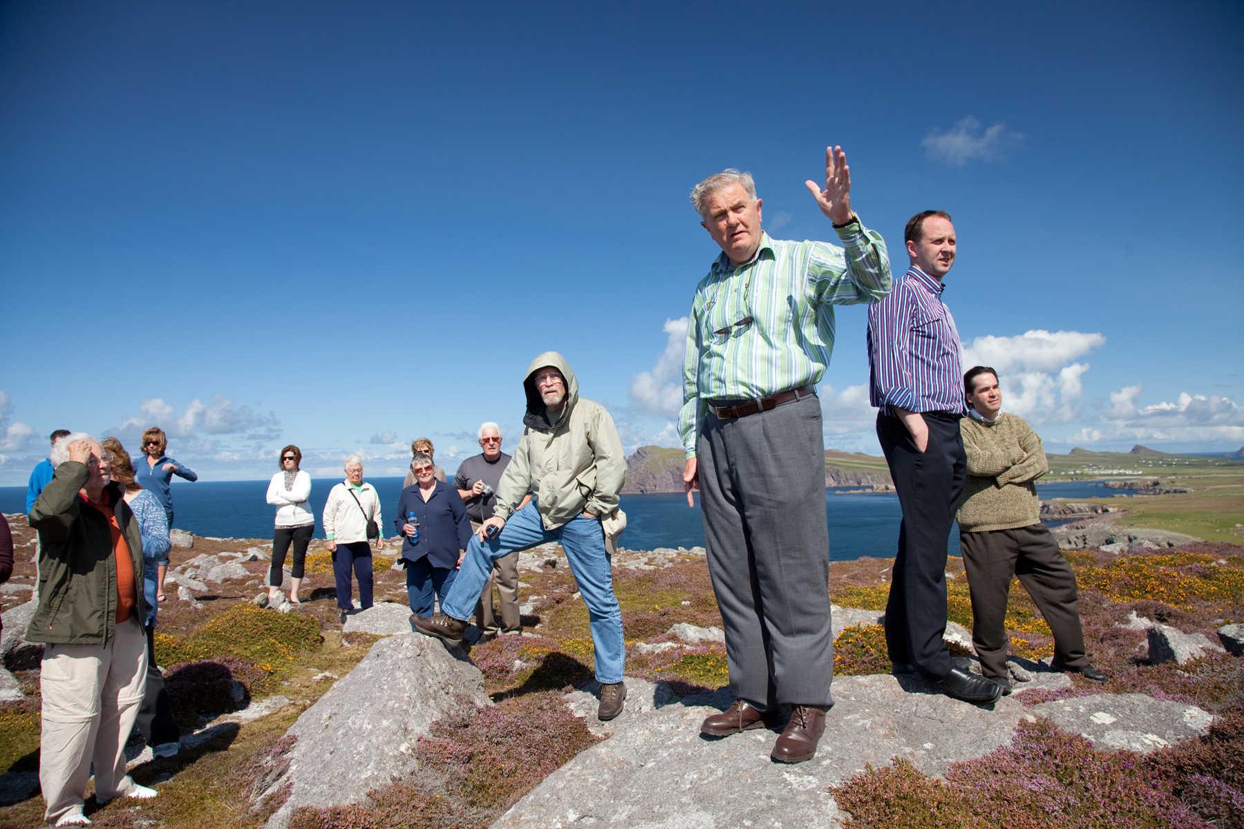 Local Tour Guide, Dingle Peninsula, Ireland
