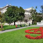 Mozart Statue, Hofburg, Vienna, Austria