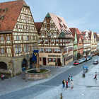 Main Square, Rothenburg ob der Tauber, Germany