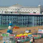 Brighton Pier, England