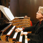 Organist, St. Sulpice Church, Paris, France