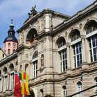 Friedrichsbad Bath Exterior, Baden-Baden, Germany
