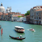 Grand Canal View, Venice, Italy