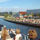 Spree River Boat, Berlin, Germany