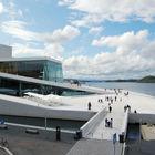Opera House Exterior, Oslo, Norway