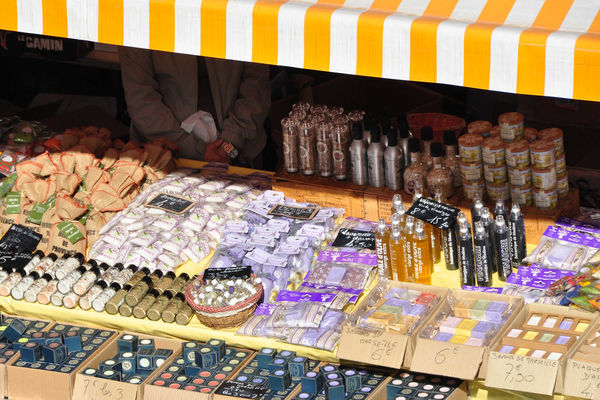 Soap and Herbs, Nice, French Riviera