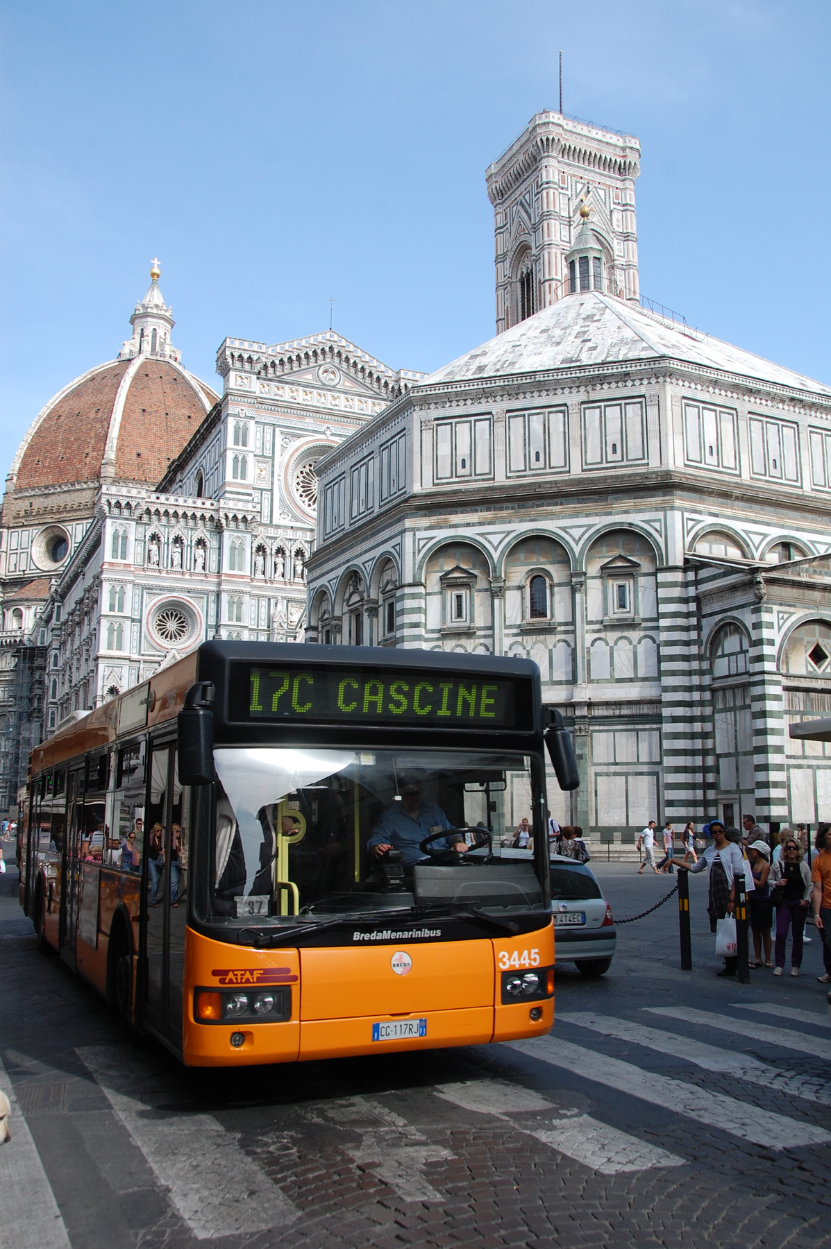 City Bus, Florence, Italy