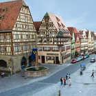 Main Square, Rothenburg ob der Tauber, Germany