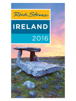 Ireland 2016 Guidebook