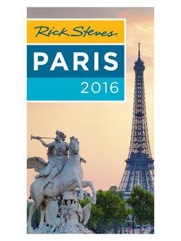 Paris 2016 Guidebook