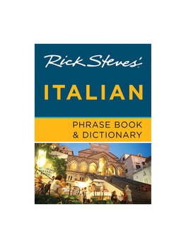 Italian Phrase Book & Dictionary