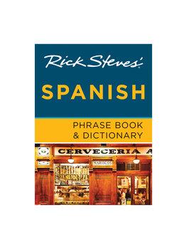 Spanish Phrase Book & Dictionary