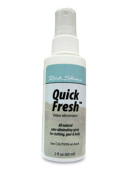 Quick Fresh™ Natural Odor Eliminator