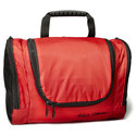 Red Traveling Toiletries Kit